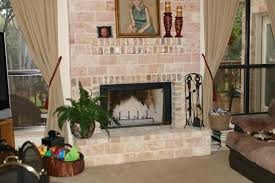 cleaning a stone fireplace gas log faqs page
