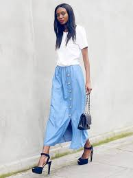 30 ways to style a maxi skirt this summer u2013 closetful of clothes