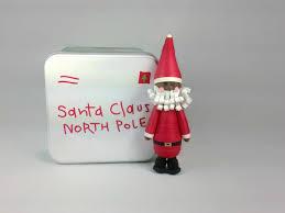 black santa ornament brown santa sweethearts and crafts