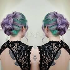 purple hair color formula kirstin forbes purple hair color lavender hair color mint hair