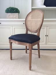 avignon round back dining chair cane u2013 french and english