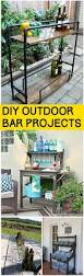 best 25 outdoor bars ideas on pinterest patio bar diy outdoor
