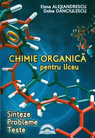 elena alexandrescu chimie organica pentru liceu sinteze