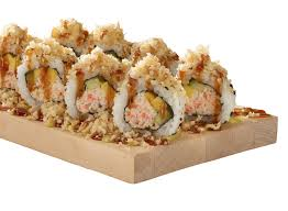 pei wei introduces new sushi crunch rolls and offers fans the
