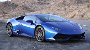 Lamborghini Huracan Coupe - 2016 lamborghini huracan cars blue coupe wallpaper 1920x1078