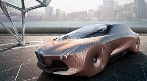 bmw future car the future bmw unveils self driving concept car