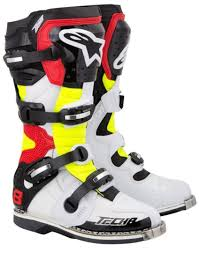 motocross boots size 5 alpinestars tech 5 boot straps alpinestars tech 8 rs motocross
