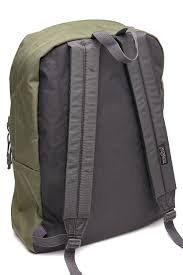 Muted Green by Jansport Superbreak Black Label Muted Green