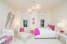 Chandeliers For Girls Chandeliers For Girls Nursery Contemporary With Shared Bedroom