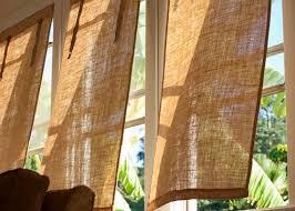 Sewing Window Treatmentscom - best 25 burlap window treatments ideas on pinterest door window