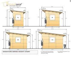 Studio Plans by Www Studio Shed Com Common Dimensions For The Studio Sheds From