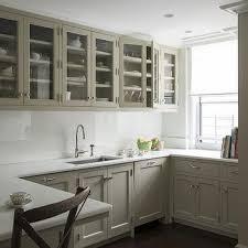 flush front kitchen cabinets design ideas