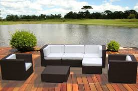 Outdoor Furniture Sectional Sofa Top Outdoor Wicker Sectional Sofa And Outdoor Wicker Sofa Monaco