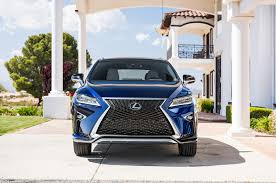 lexus new car inventory florida 2016 lexus rx 350 f sport first test review best seat in the