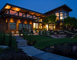 cool home designs insanely cool house engages nature on many