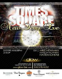 times square new years hotel packages celebrate a times square new years at glow lounge marina