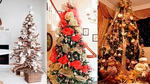 árboles de navidad tendencias 2016 2017 christmas trees trends