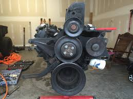 Ford 390 Water Pump 1968 Mercury Cougar 302 Rebuild Video 30