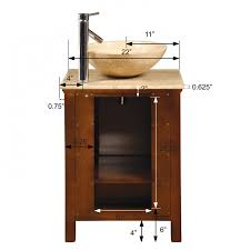 Bathroom Vanity Vessel Sink by Bathroom Transform Your Bathroom With Perfect Pegasus Vanity