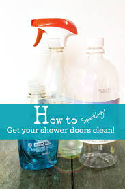 how to clean bathroom glass shower doors 72 best dawn dishsoap images on pinterest diy cleaners
