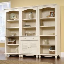 antique white bookcase with doors photo u2013 home furniture ideas