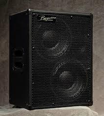 8 ohm bass speaker cabinet bergantino epifani aguilar ea amps