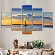 5 piece oil painting cheap china online wholesale buy stores