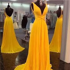 yellow dresses for weddings yellow prom dresses backless prom gown open back evening dress