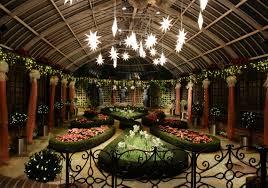 100 botanical gardens light show night in the garden light