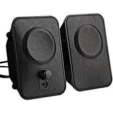 amazon com altec lansing bxr1220 2 piece desktop speaker system