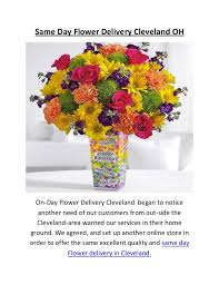 Next Day Flower Delivery On Day Flower Delivery Cleveland Same Day Flower Delivery