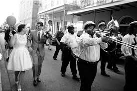 second line wedding a modern mardi gras wedding traditions inspiration southern
