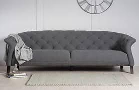 Chesterfield Sofa Set Designer Modern Contemporary Casper Chesterfield Sofa Set 3 4
