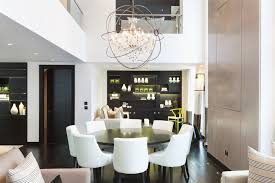 Modern Chandeliers For Dining Room Dining Room Modern Lighting Trendy Contemporary Dining Room