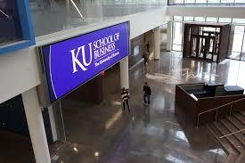 Ku Edwards Campus Map Capitol Federal Hall University Of Kansas Of Business