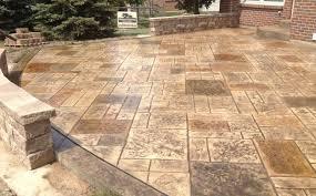 Sted Concrete Patio Designs Decorative Concrete Cincinnati Home Decor 2018