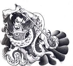 japanese samurai design sle