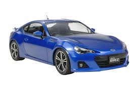 custom subaru brz wide body amazon com tamiya 1 24 subaru brz model car kit toys u0026 games