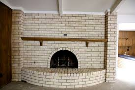 White Washed Stone Fireplace Life by How To Whitewash A Fireplace The Wrong Way Small Notebook