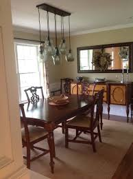 Pottery Barn Dining Room Lighting by How Do I Design My Dining Room So The Chandelier Fits With Decor