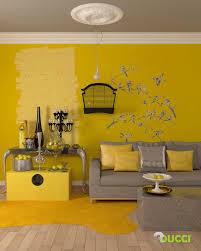 yellow room interior inspirations