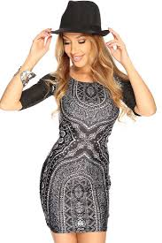 womens clothing party dresses grey metallic faux leather