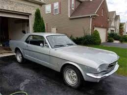 mustang 64 and a half 1964 ford mustang for sale on classiccars com 18 available