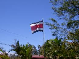 Costarican Flag File Flag Of Costa Rica Jpg Wikimedia Commons