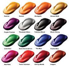 car paint candy color car paint pearls manufacturer buy car