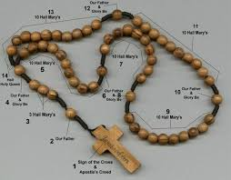 lutheran rosary order of the most holy theotokos how to pray the rosary