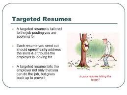 Sample Targeted Resume by Branded And Targeted Resume Basics Bc Youtube