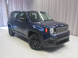 jeep renegade used 2016 used jeep renegade 4wd 4dr sport at auto