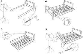 Kivik Chaise Assembly Kivik Sofa Assembly Instructions Nrtradiant Com