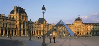 louvre museum at sunset wallpapers mountain nature sunset indonesia full screen hd wallpaper